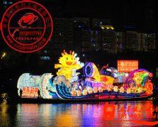 2012年广西柳州彩船