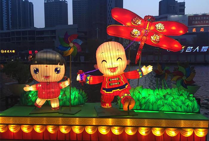 四川自贡灯会
