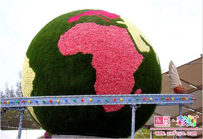 环保耐用的仿真植物雕塑