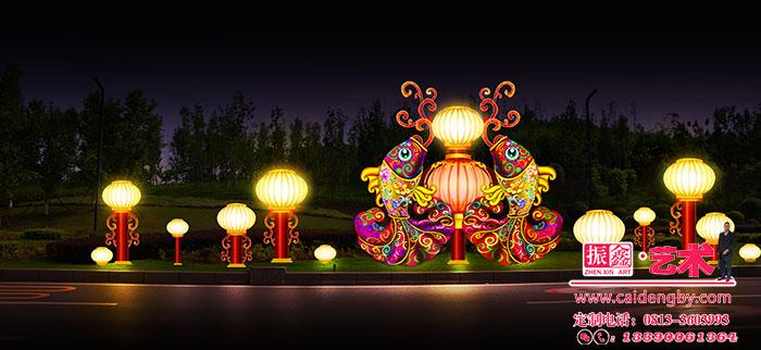 用于灯会外围的小型节庆大奖娱乐官网首页