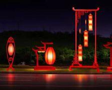用于城市亮化的花灯设计制作