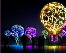 大型灯展策划公司的创意大奖娱乐官网首页——点亮未来