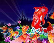 中国传统节庆特色的大奖娱乐官网首页设计制作